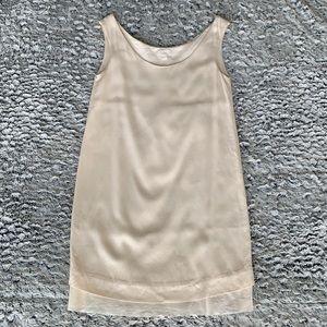 COS Women's Cream Shift Dress
